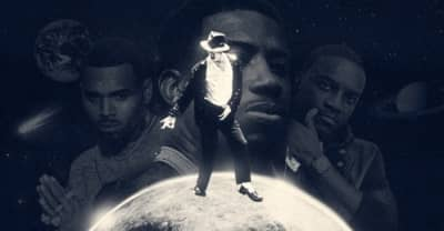"Hear Gucci Mane, Chris Brown And Akon Channel Michael Jackson On ""Moonwalk"""