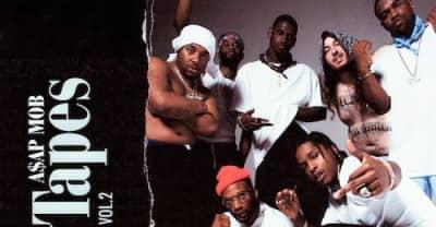 A$AP Mob's Cozy Tapes Vol. 2: Too Cozy Has Arrived