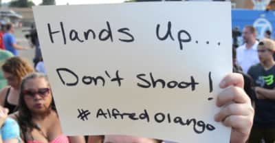 Alfred Olango Reportedly Holding Vape When Shot By Police