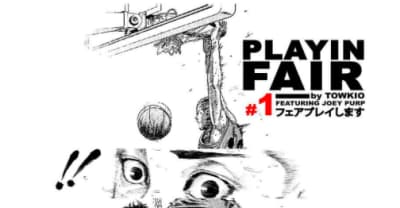 "Towkio And Joey Purp Share ""PLAYIN FAIR"""
