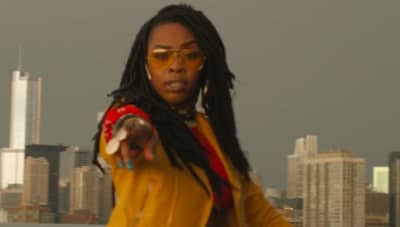"Watch Tink's Video For ""Modern Wave"""