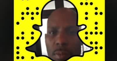 DMX Is Now On Snapchat