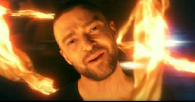 """Justin Timberlake teams up with Pharrell in the video for """"Supplies"""""""