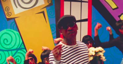 """Sing Along With Skepta's Video For """"Hypocrisy"""""""