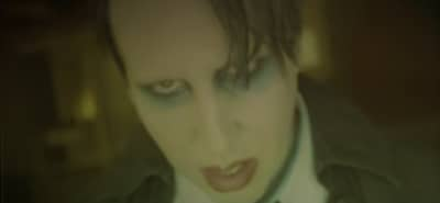 "Marilyn Manson Gets Religious Revenge In His Video For ""We Know Where You Fucking Live"""