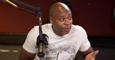 "Dave Chappelle On 4:44: ""It's Fun To See Hip-Hop Be Mature Like This"""