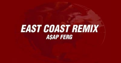 "A$AP Ferg Taps A$AP Rocky, Snoop Dogg, Rick Ross, And More For ""East Coast Remix"""