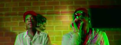 "Watch Juicy J And Wiz Khalifa's Video For ""Green Suicide"""