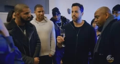 Watch David Blaine Freak Out Drake Dave Chappelle And border=