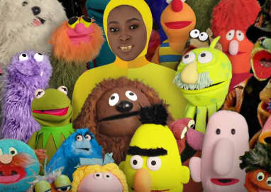 "Tierra Whack joined by The Muppets for ""Dora"" video"