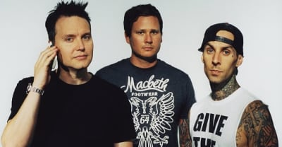 Lil Uzi Vert, Grimes, and Pharrell will reportedly feature on Blink-182's upcoming album