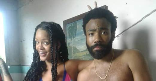 Rihanna and Childish Gambino are working on something in Cuba | The