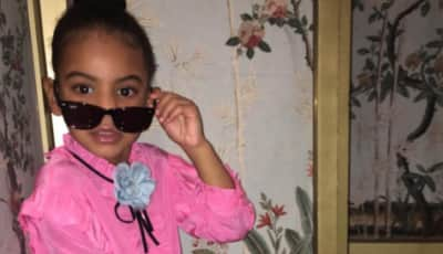These Pictures Of Blue Ivy Really Could Be A Gucci Campaign