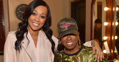 Missy Elliott And Monica Love Chance The Rapper's #SoGoneChallenge Video