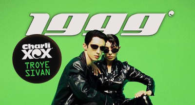 "Hear Charli XCX and Troye Sivan's ""1999"""
