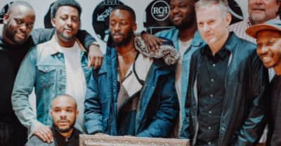 "GoldLink's ""Crew"" has gone platinum"