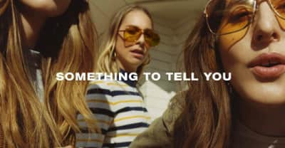 Haim Confirmed Full Details Of New Album Something To Tell You