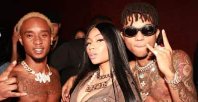 Watch Nicki Minaj Perform On The Runway At Philipp Plein's NYFW After-Party