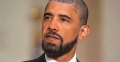 "Drake Pays Tribute To President Obama: ""Big Up Yaself O"""