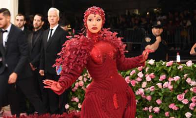 Cardi B's Met Gala nipples cost $500,000