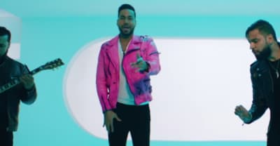 "Aventura make return with first song in 10 years, share ""Inmortal"" music video"