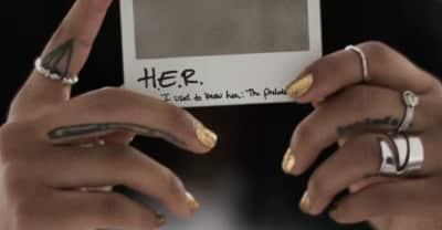 Listen to H.E.R.'s new EP I Used To Know Her: The Prelude