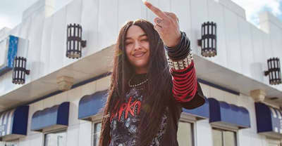 Princess Nokia announces A Girl Cried Red release date