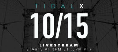 Livestream Jay Z And Beyoncé's Tidal 10/15 Charity Concert Right Now