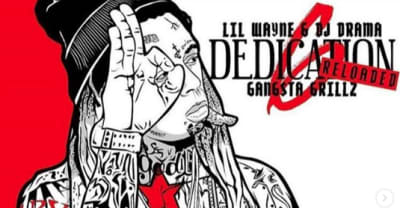 Listen to Lil Wayne's Dedication 6: Reloaded mixtape