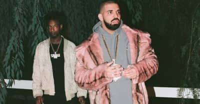 21 Savage says only Drake got him a birthday present in 2016
