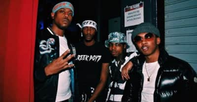 """Go backstage with Creek Boyz in the """"One Night"""" video"""