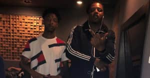 """FBG Duck shares """"Slide"""" remix featuring 21 Savage"""