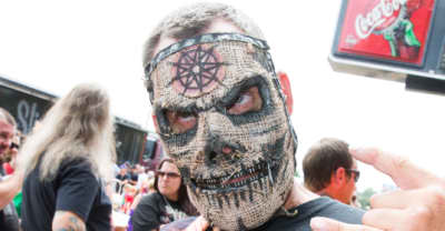 Photos of the marvelous Maggots of Slipknot's Iowa State Fair performance