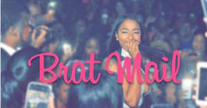 Kash Doll drops Brat Mail