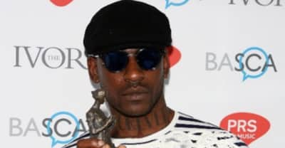 Skepta Won Two Major Prizes For Songwriting In The U.K.