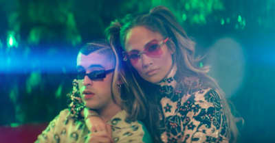"Watch Bad Bunny and Jennifer Lopez's new video for ""Te Guste"""