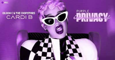 Listen to the chopped not slopped remix of Cardi B's Invasion of Privacy