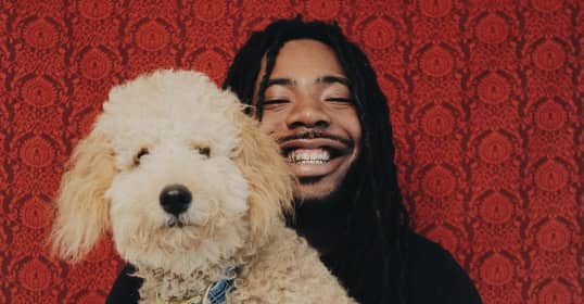 You Need To See D.R.A.M.'s Really Cute Dog Named Idnit