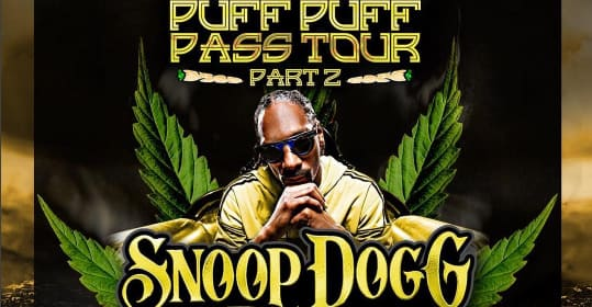 Snoop Dogg Announces Tour With Bone Thugs-N-Harmony, Warren G, And