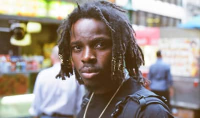 "Listen To Twelve'Len's New Song ""Unusual Ventures"""