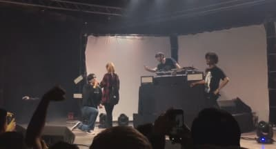 A Couple Got Engaged Onstage At A Danny Brown Show