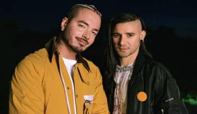 "J Balvin and Skrillex share new song ""In Da Getto"""