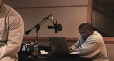 Kanye West shares new music snippet on Instagram