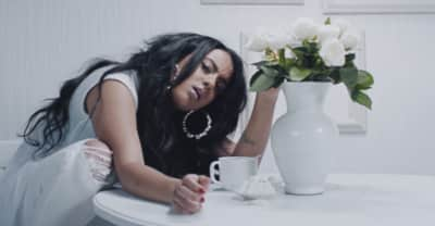 "Bibi Bourelly And Earl St. Clair Embrace Their Flaws In ""Perfect"" Video"