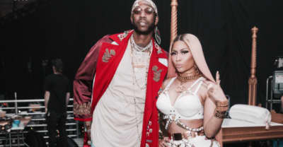 Watch Nicki Minaj And 2 Chainz Perform At The NBA Awards