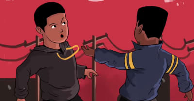 """Rebstar's animated """"Somebody Named Frank"""" video is a mini epic"""