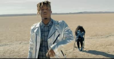 "Future and Juice WRLD share ""No Issue"" video"