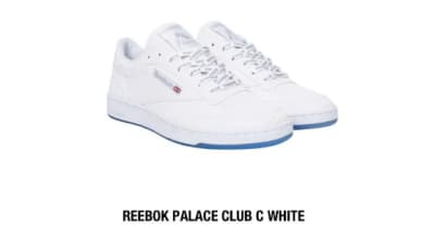 Get A Glimpse Of Palace and Reebok's Forthcoming Collection