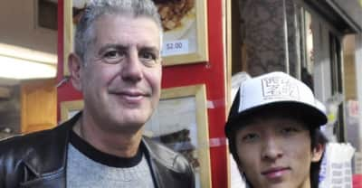 New York restaurant Xi'an Famous Foods raises $73K for suicide prevention in memory of Anthony Bourdain