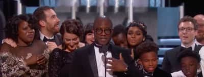 Watch The Moonlight Team Accept The Oscar For Best Picture
